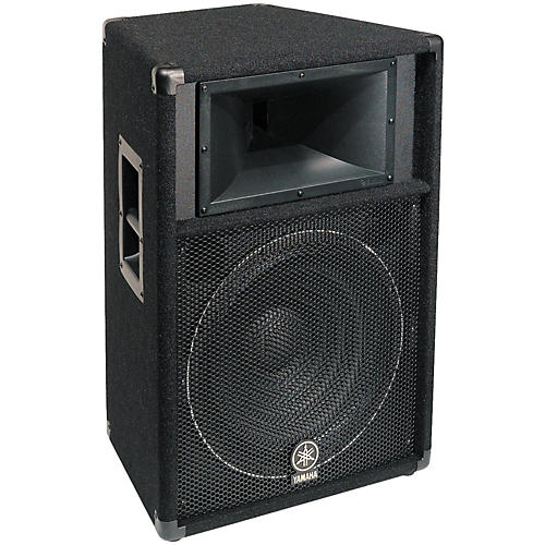 Yamaha S115V Club Series V Speaker Cabinet thumbnail