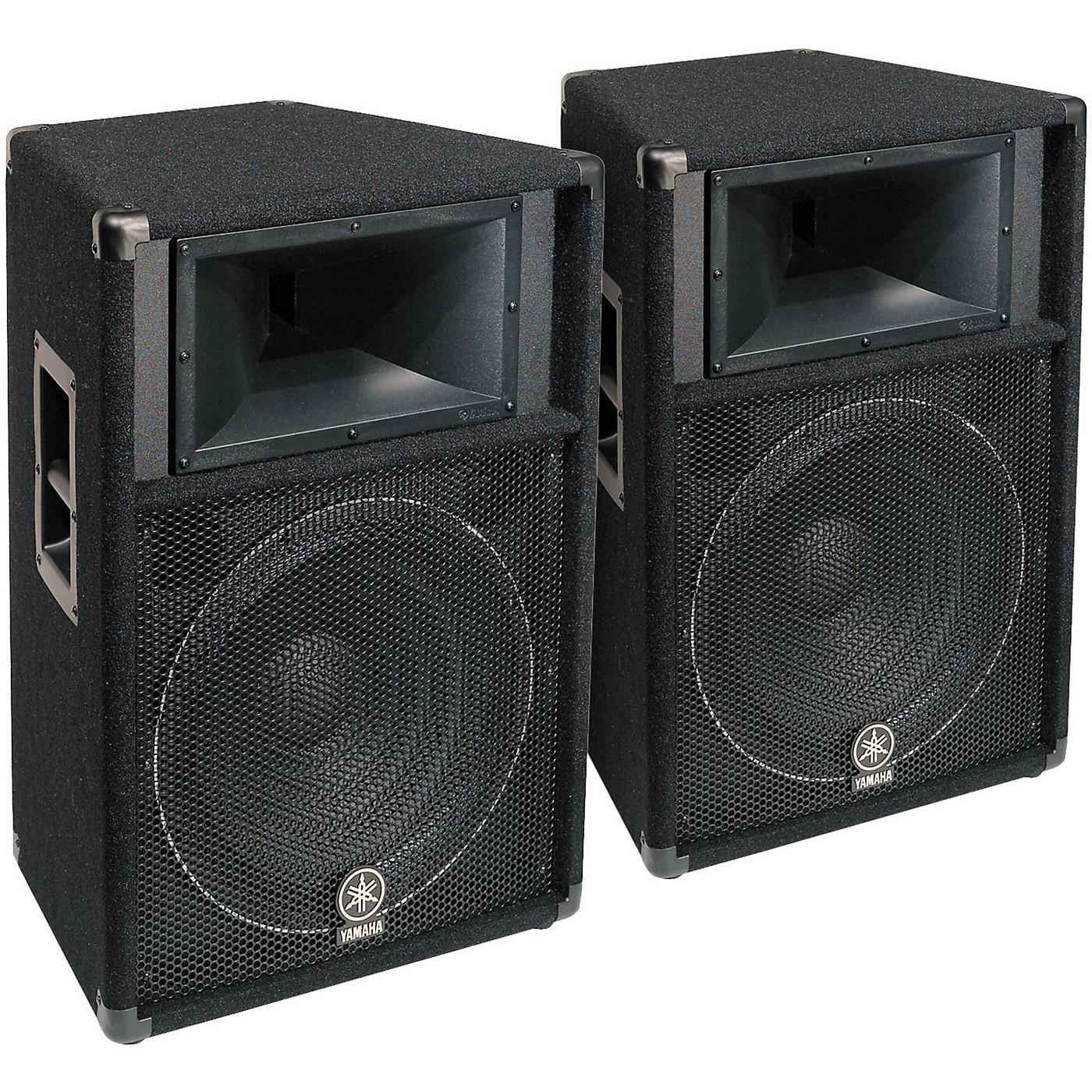 Yamaha S115V Speaker Pair thumbnail
