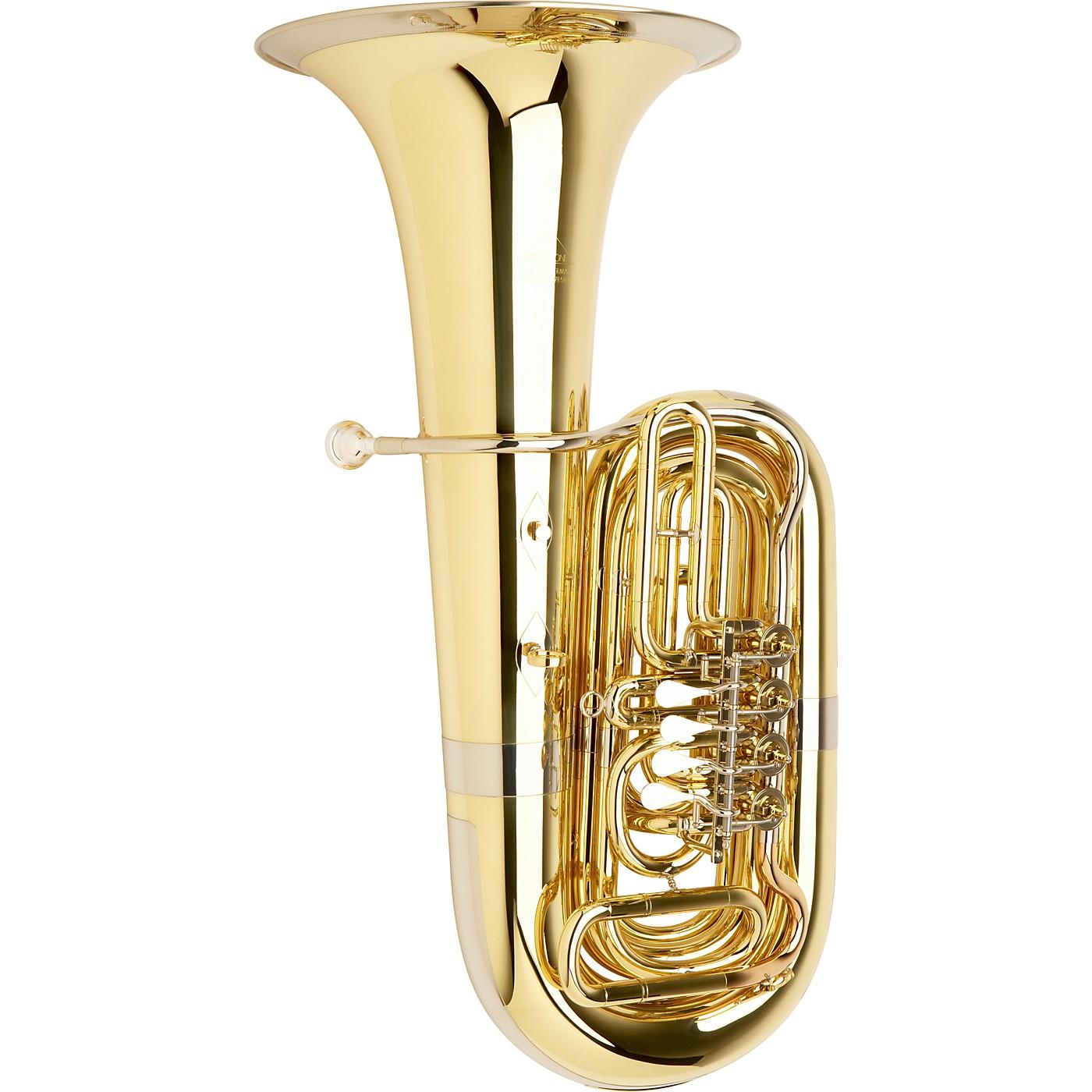 Miraphone S186 Standard Series 4/4 BBb Tuba thumbnail