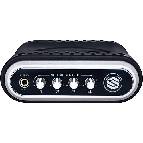 Sterling Audio S204HA 4-Channel Professional Headphone Amplifier thumbnail