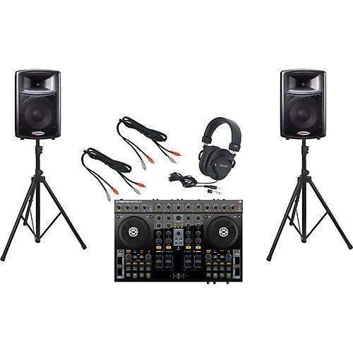 Native Instruments S4 / Harbinger APS12 DJ Package thumbnail