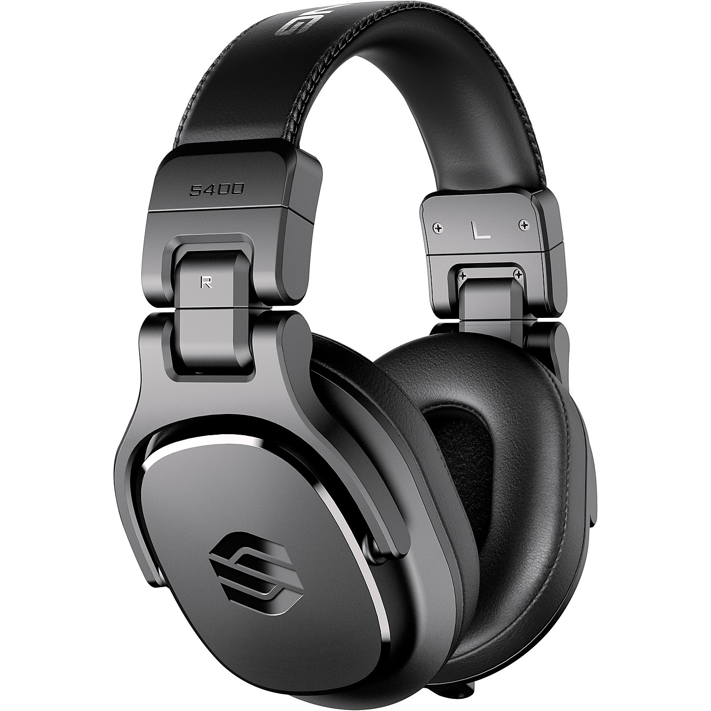 Sterling Audio S400 Studio Headphones with 40 mm Drivers thumbnail