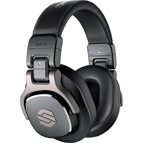 Sterling Audio S450 Studio Headphones with 45mm Drivers thumbnail