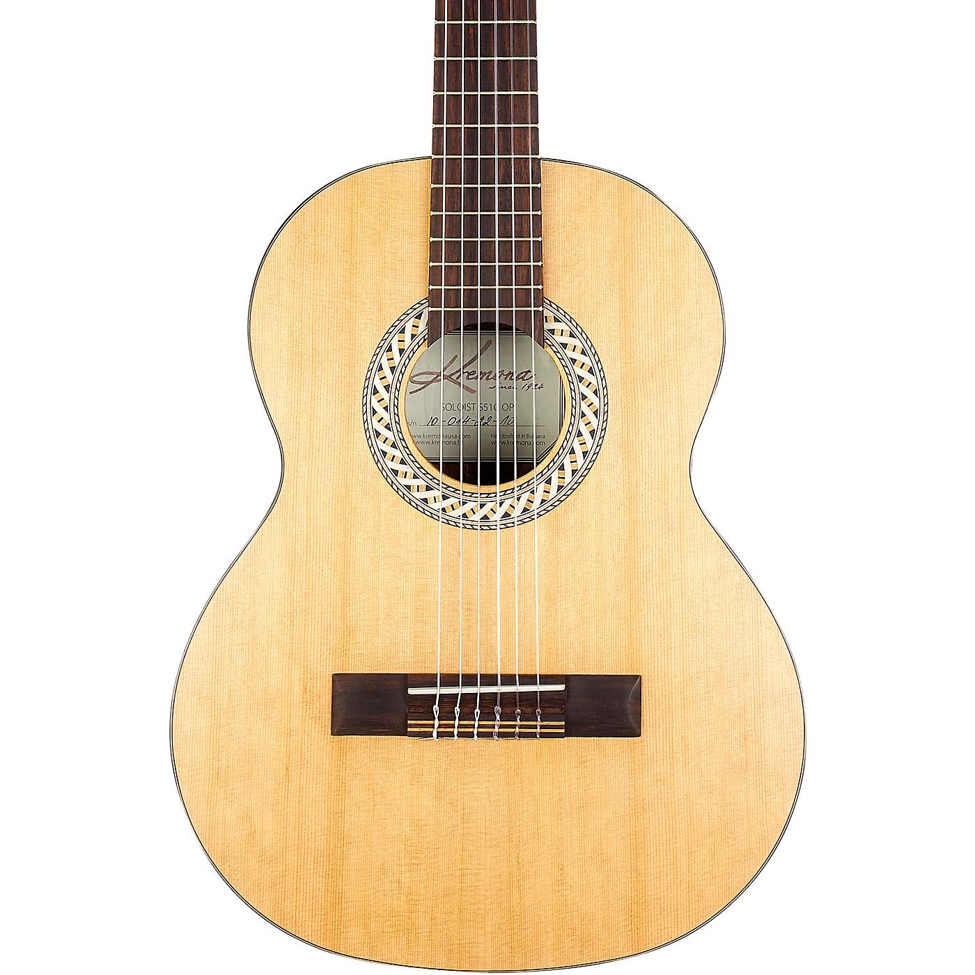 Kremona S51C 1/2 Scale Classical Guitar thumbnail