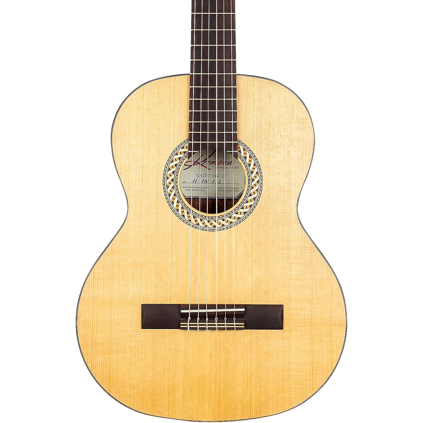 Kremona S56C 5/8 Scale Classical Guitar thumbnail