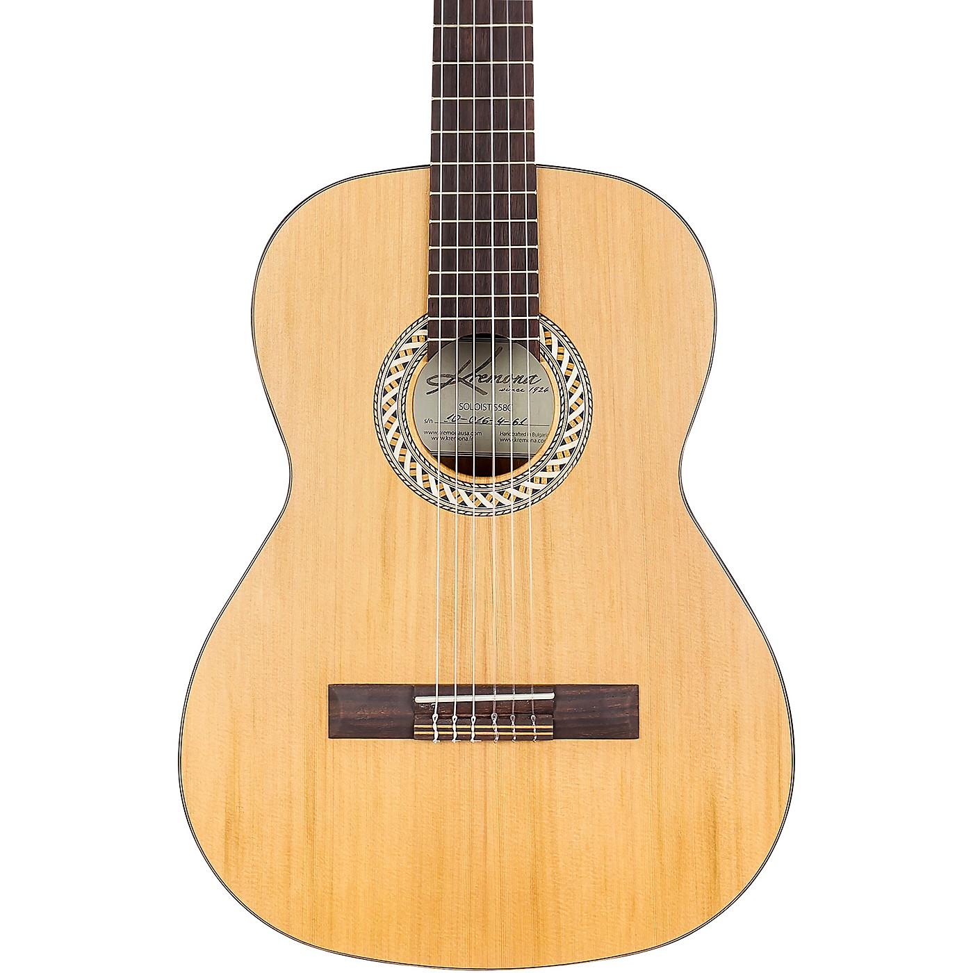 Kremona S58C 3/4 Scale Classical Guitar thumbnail
