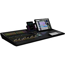 Avid S6 M10 24-5 (24 channel strips, 5 knobs per channel)