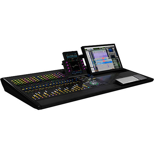 Avid S6 M10 24-5 (24 channel strips, 5 knobs per channel) thumbnail