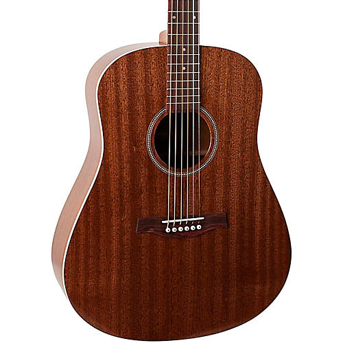 Seagull S6 Mahogany Deluxe Acoustic-Electric Guitar thumbnail