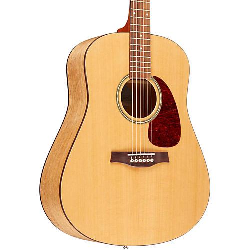 Seagull S6 Natural Gloss Top Acoustic Guitar-thumbnail