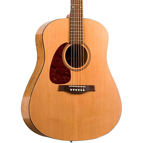 Seagull S6 Original Left-Handed QI Acoustic-Electric Guitar thumbnail