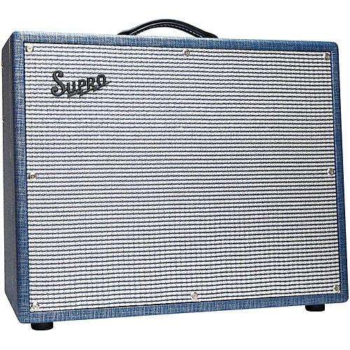 Supro S6420 Thunderbolt 35W 1x15 Tube Guitar Combo Amp thumbnail