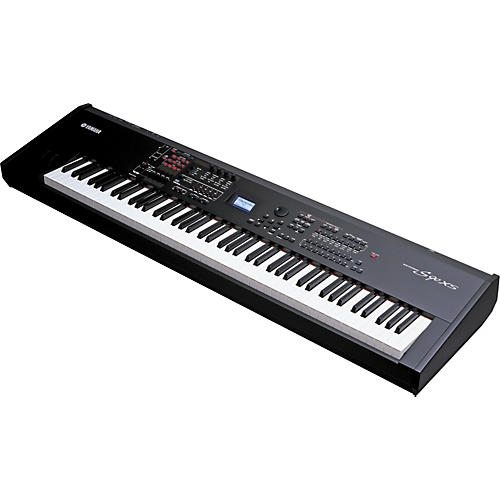 Yamaha S90XS 88-Key Balanced Weighted Hammer Action Synthesizer thumbnail