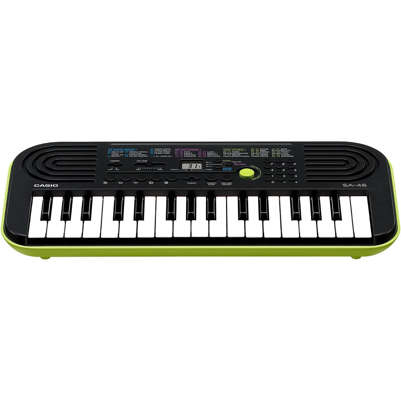 Casio SA-46 Mini Keyboard thumbnail