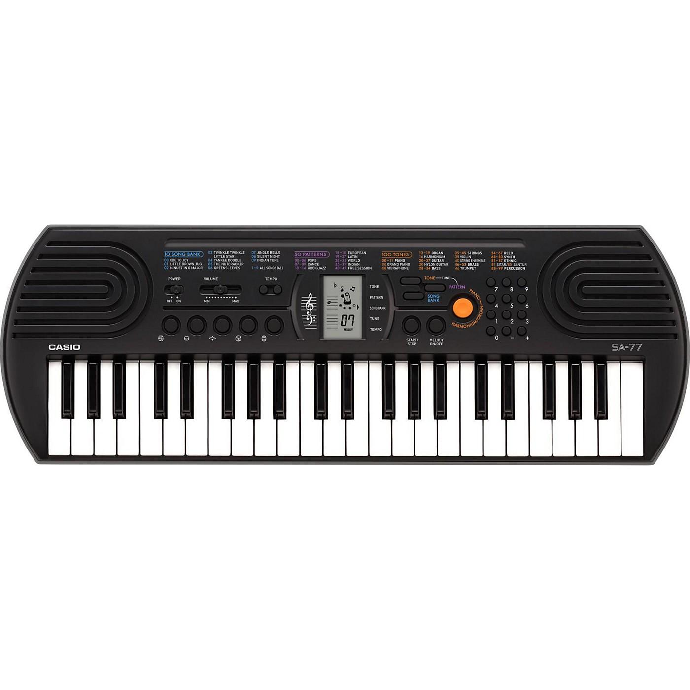 Casio SA-77 Mini Keyboard thumbnail
