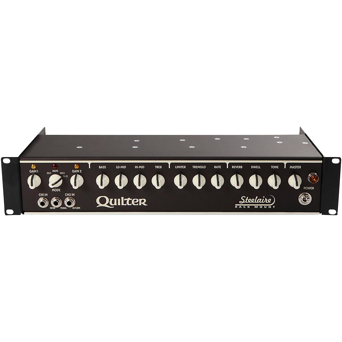 Quilter Labs SA200-RACKMOUNT Steelaire Rackmount 200W Guitar Amp Head thumbnail