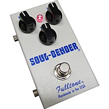 Fulltone SB-2 Soul-Bender Distortion Guitar Effects Pedal