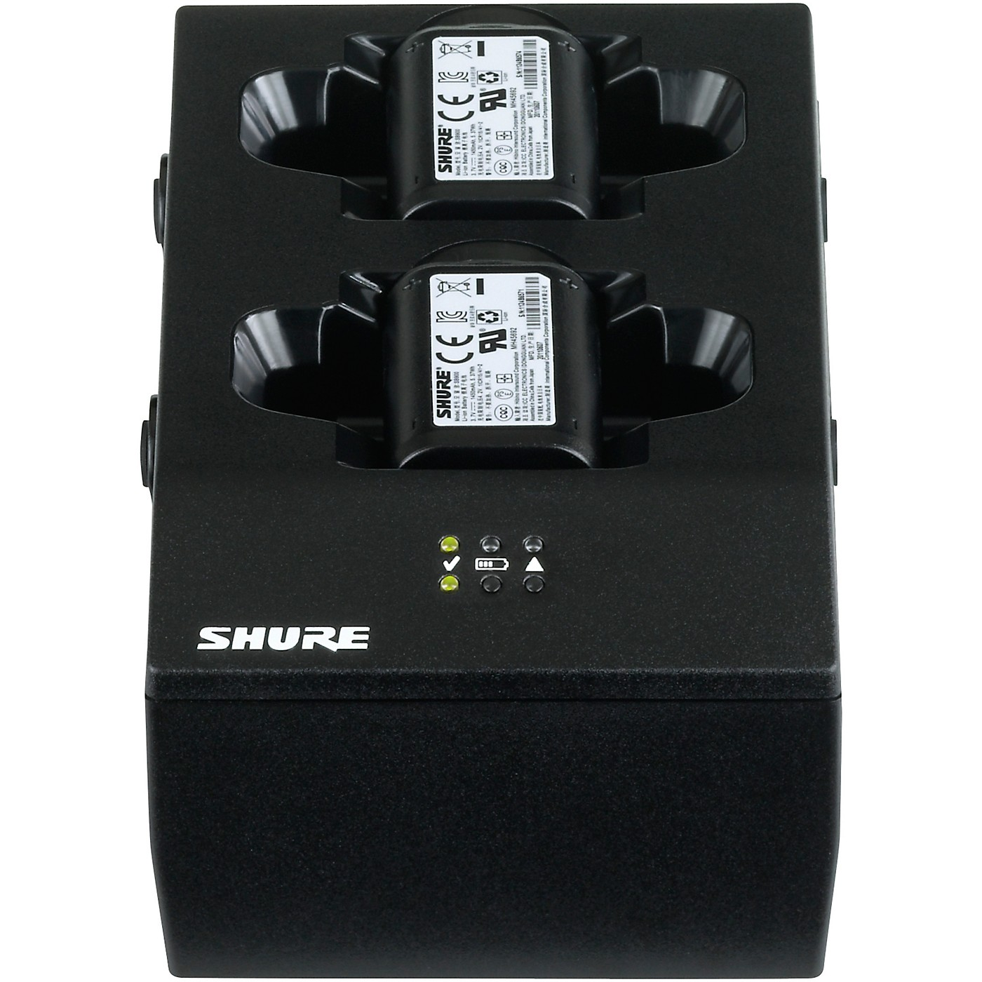 Shure SBC200 Dual-Docking Battery Charger - US Power Supply Included thumbnail