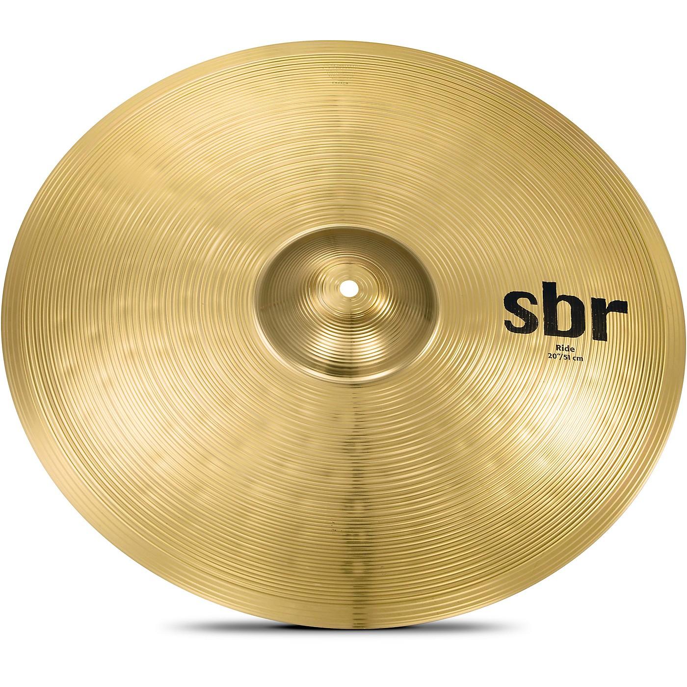 Sabian SBr Ride Cymbal thumbnail