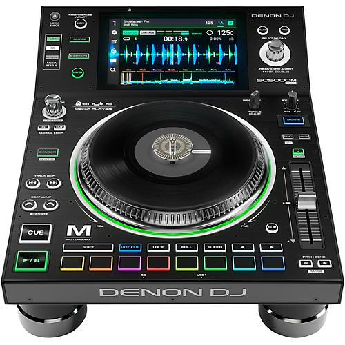 Denon SC5000M Prime Professional Motorized DJ Media Player thumbnail