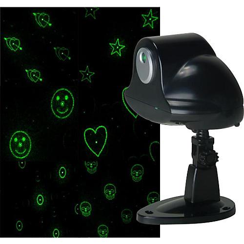Eliminator Lighting SCATTER STAR Green LASER thumbnail