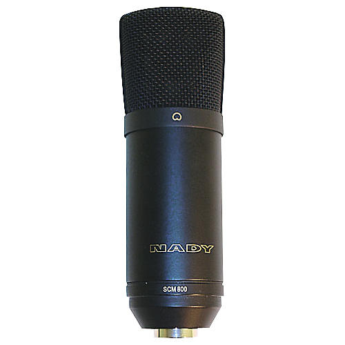 Nady SCM 800 FET Studio Condenser Microphone thumbnail