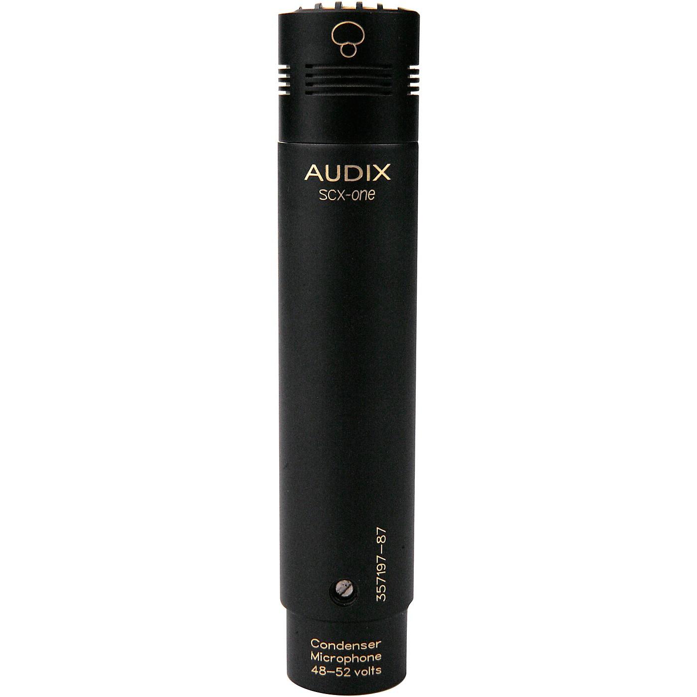 Audix SCX1HC Professional Studio Hypercardioid Condenser Microphone thumbnail