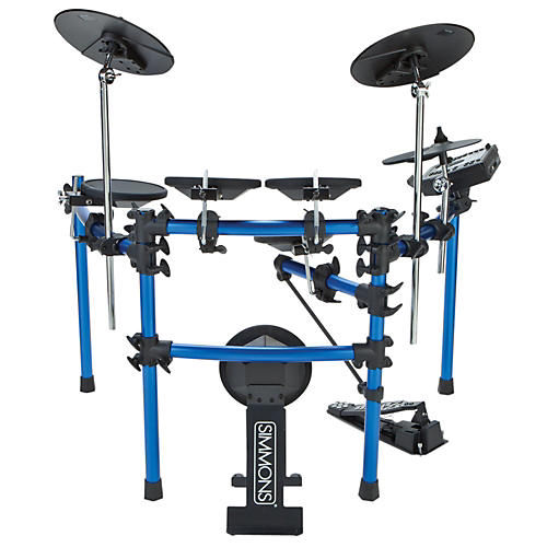 Simmons SD1000 5-Piece Electronic Drum Set thumbnail