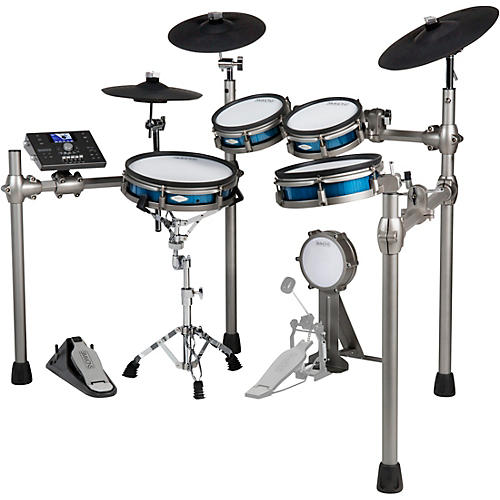 Simmons SD1200 Electronic Drum Kit with Mesh Pads thumbnail