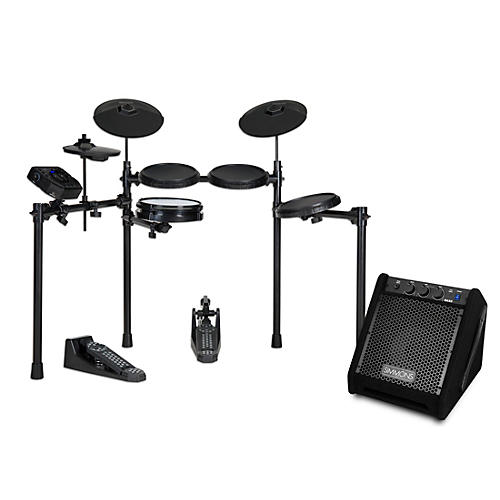 Simmons SD200 Electronic Drum Kit with DA25 Monitor thumbnail