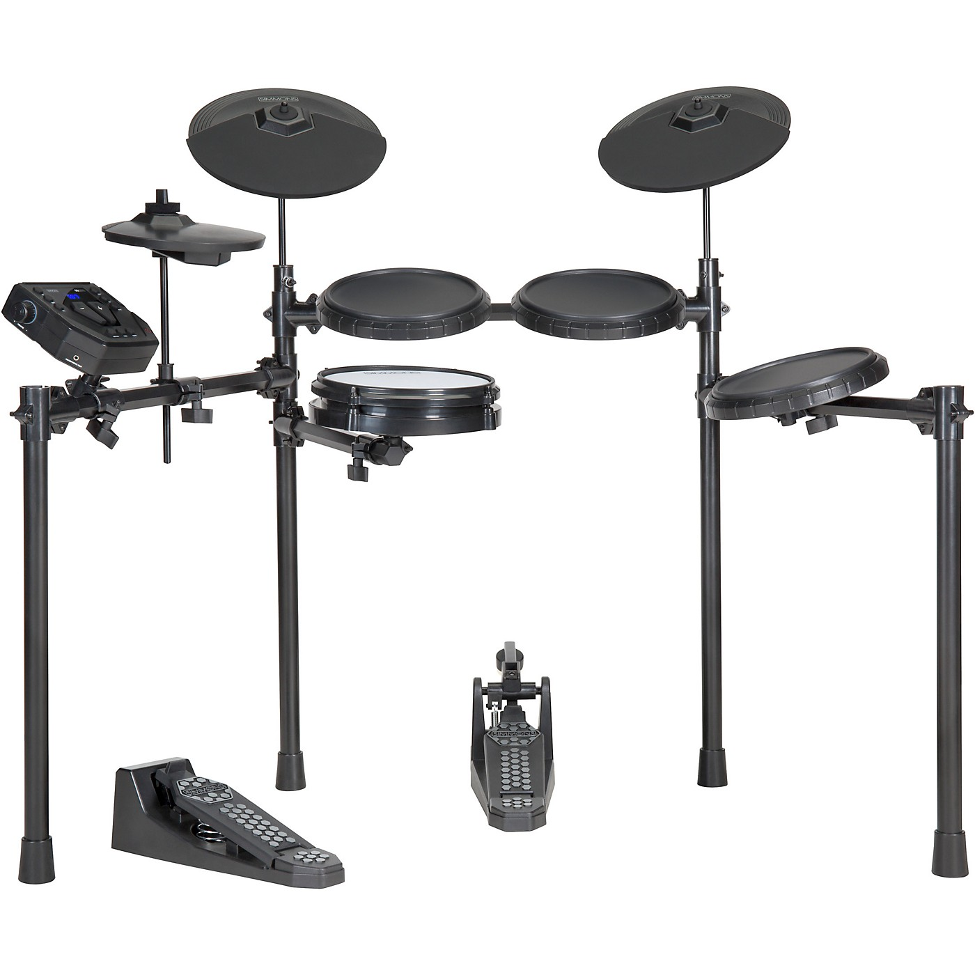 Simmons SD200 Electronic Drum Kit with Mesh Snare thumbnail