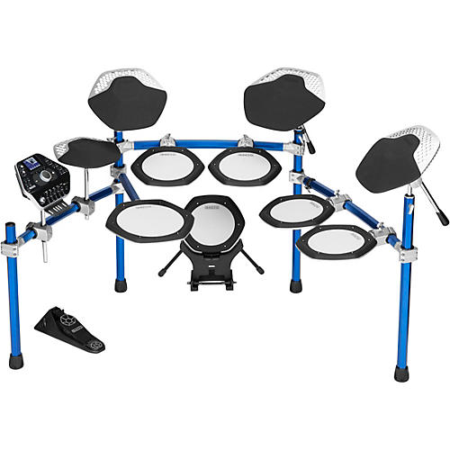 Simmons SD2000XP 7-Piece Electronic Drum Kit with Mesh Pads thumbnail
