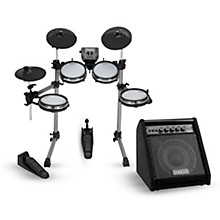 Simmons SD350 Electronic Drum Kit With Mesh Pads and Simmons DA50 monitor