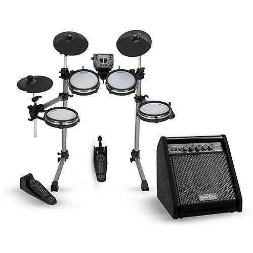 Simmons SD350 Electronic Drum Kit With Mesh Pads and Simmons DA50B Bluetooth Monitor thumbnail