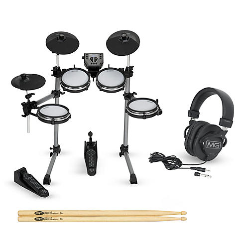Simmons SD350 Electronic Drum Kit with Mesh Pads Starter Set thumbnail