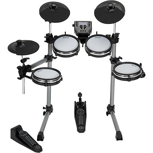 Simmons SD350 Electronic Drum Kit with Mesh Pads thumbnail