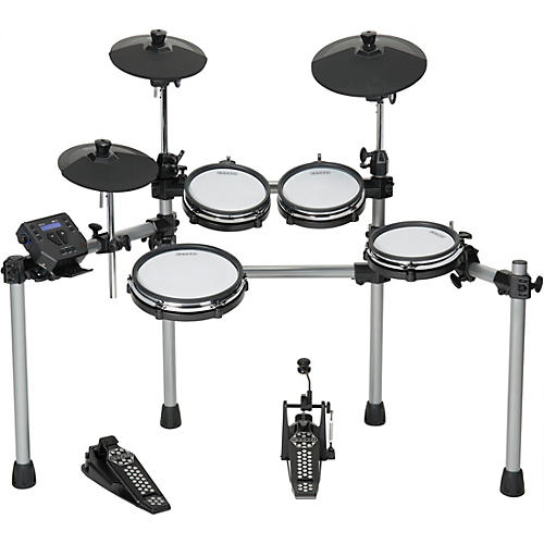 Simmons SD550 Electronic Drum Set with Mesh Pads thumbnail