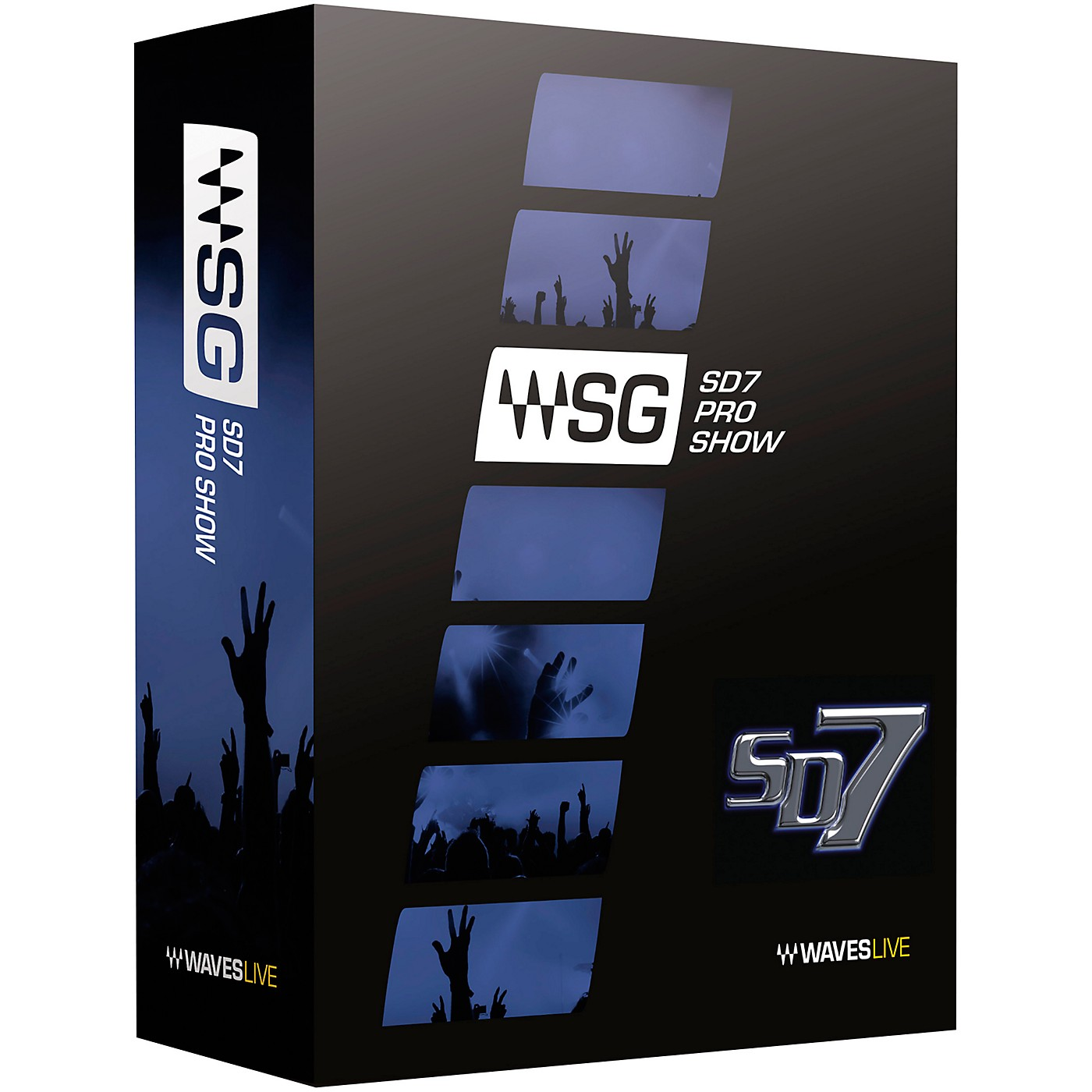 Waves SD7 Pro Show thumbnail