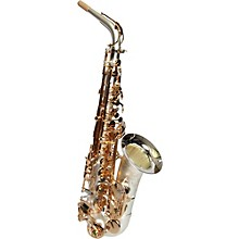 Sax Dakota SDA-XL-110 Professional Alto Saxophone Gold Plated Keys
