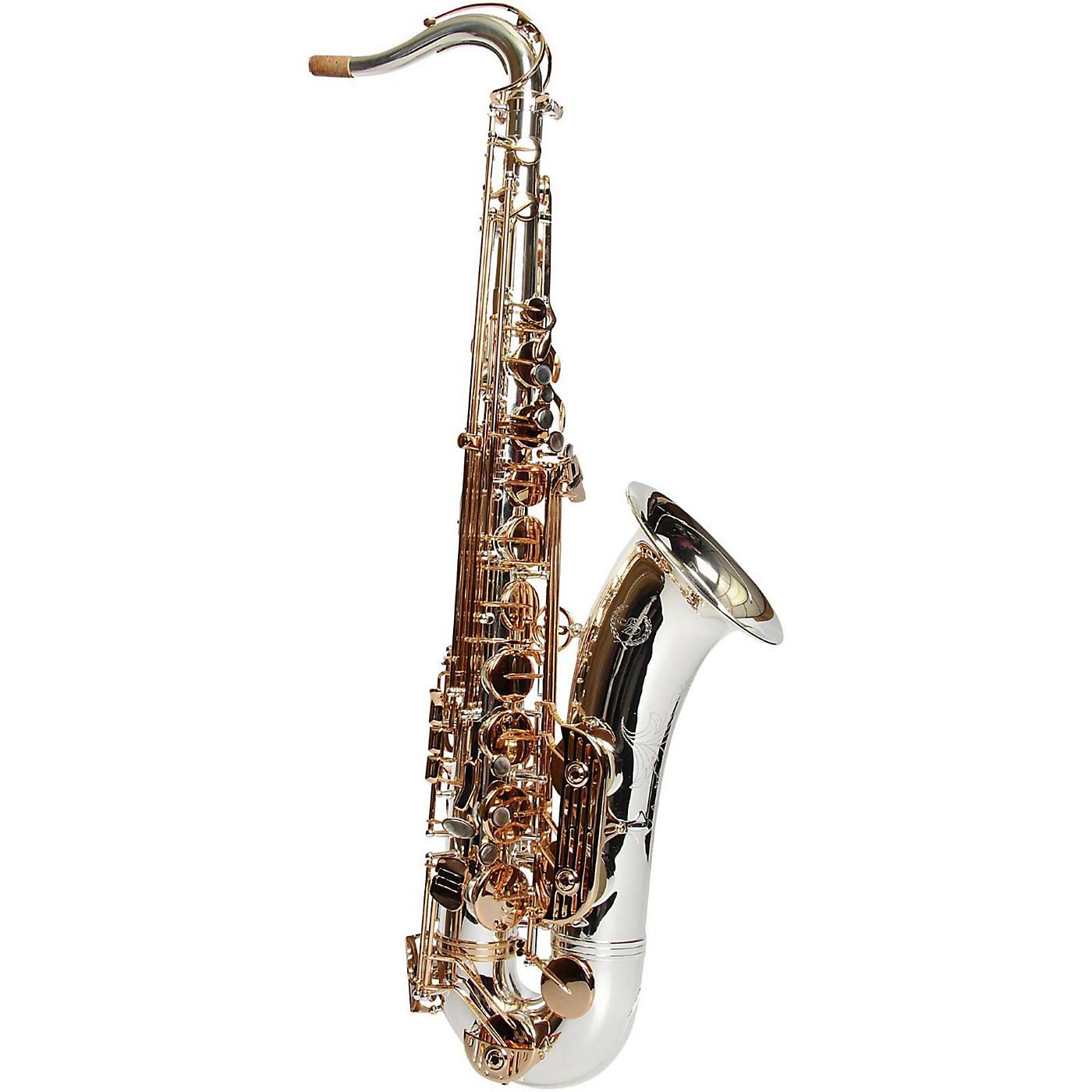 Sax Dakota SDA-XL-230 SP Professional Tenor Saxophone Gold Plated Keys and Trim thumbnail