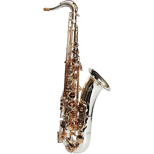 Sax Dakota SDA-XL-230 SP Professional Tenor Saxophone Gold Plated Keys and Trim thumbnail