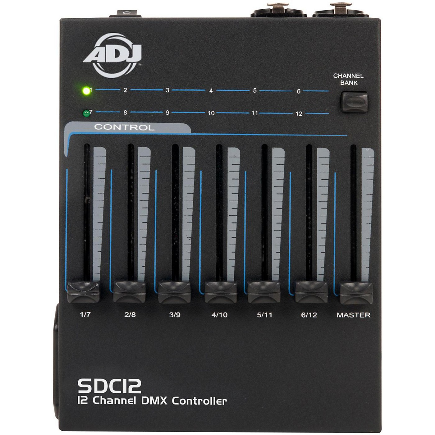 Elation SDC12 12-Channel DMX Controller thumbnail