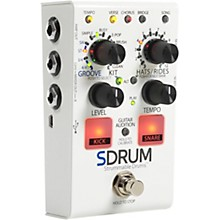 DigiTech SDRUM Auto-Drummer Pedal with BeatScratch Pads