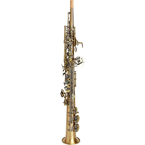 Sax Dakota SDSS-XG 707 Professional Straight Soprano Saxophone thumbnail