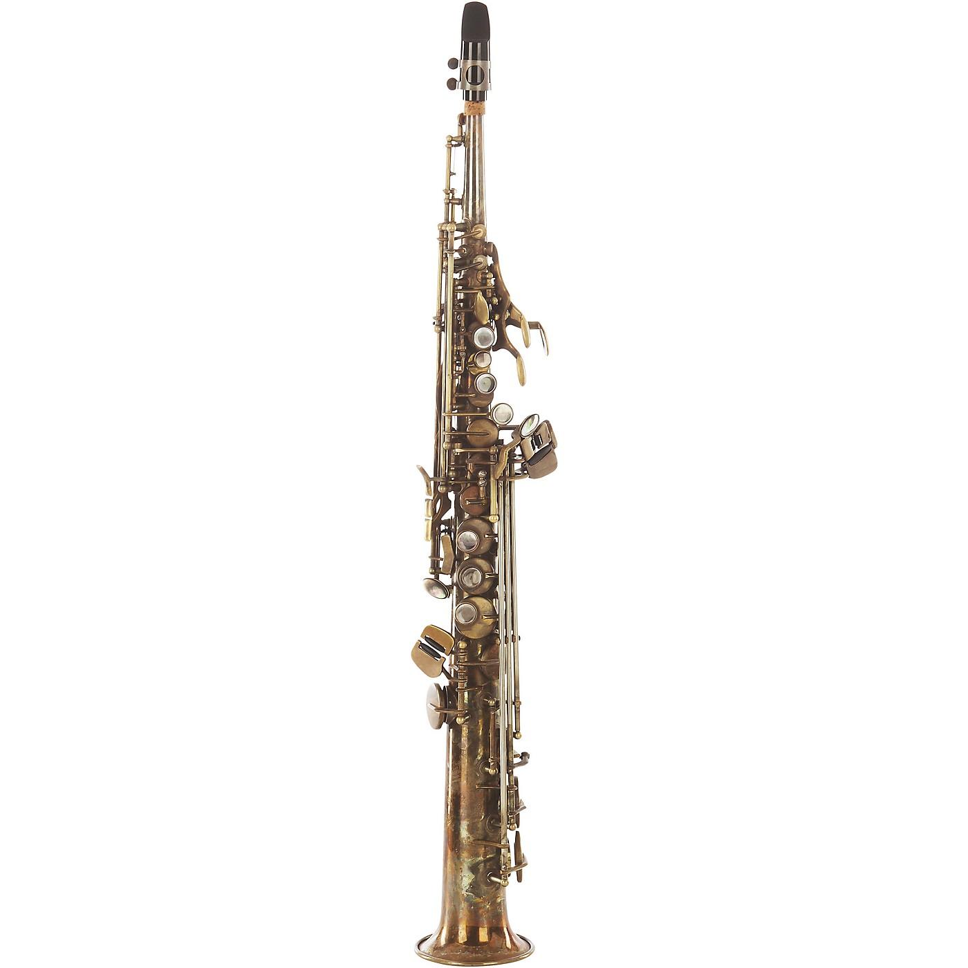 Sax Dakota SDSS-XR 72 Professional Straight Soprano Saxophone thumbnail