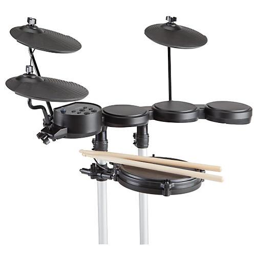 Simmons SDXpress Compact 5-Piece Electronic Drum Kit-thumbnail