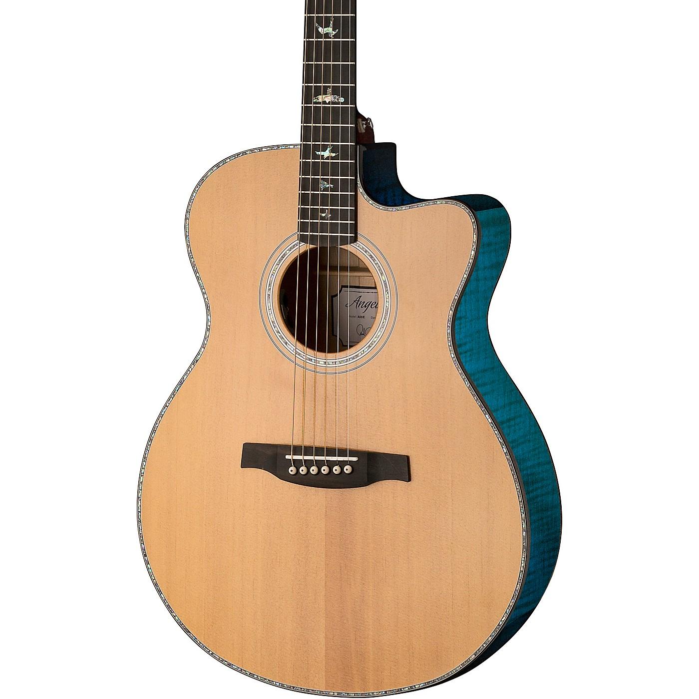 PRS SE A50E Acoustic-Electric Guitar thumbnail
