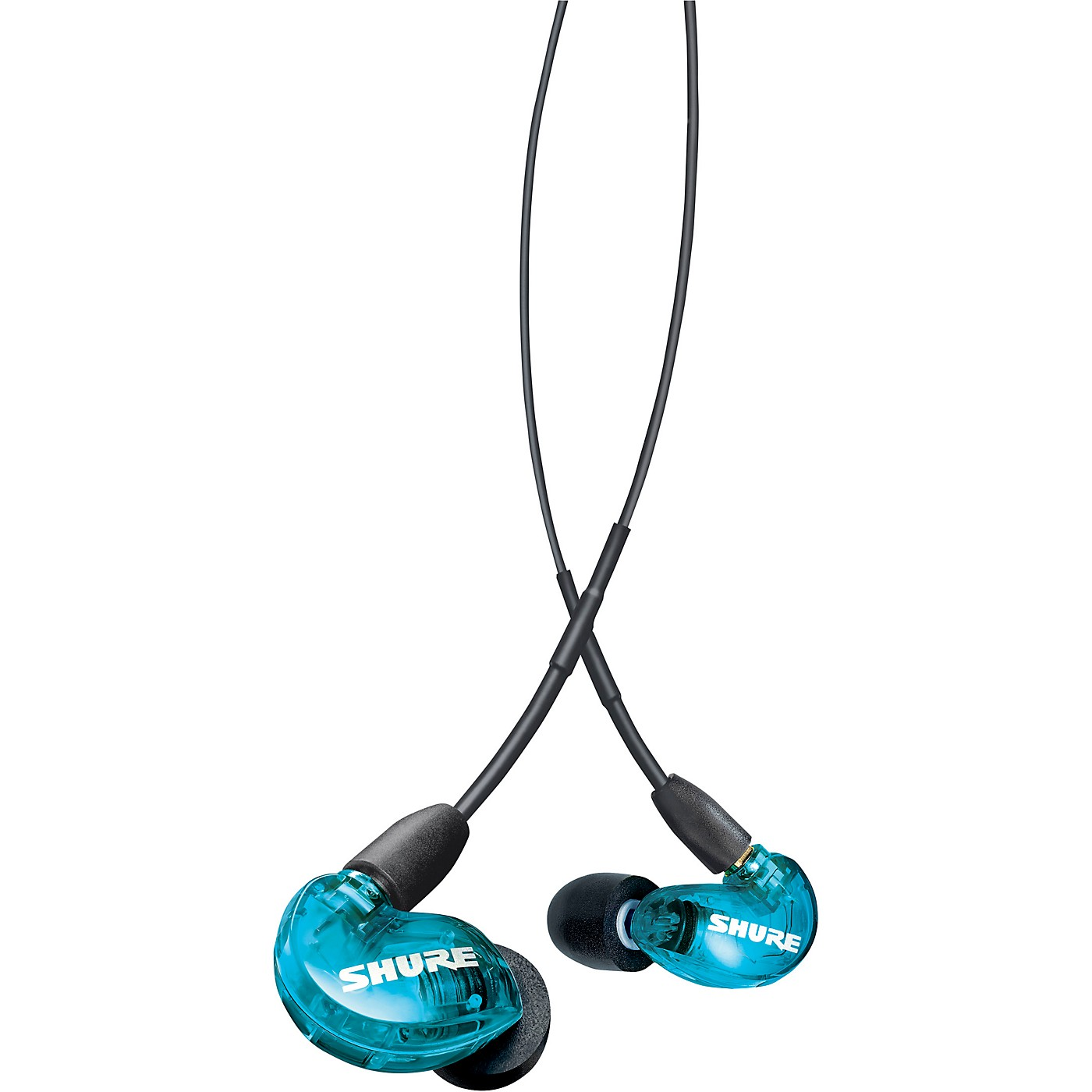 Shure SE215 Special Edition Sound Isolating Earphones thumbnail