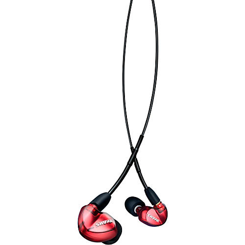 Shure SE535 Special Edition Sound Isolating Earphones Includes 3.5 mm audio cable thumbnail