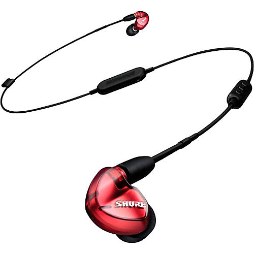 Shure SE535 Special Edition Sound Isolating Earphones with Bluetooth 4.1 communication cable thumbnail